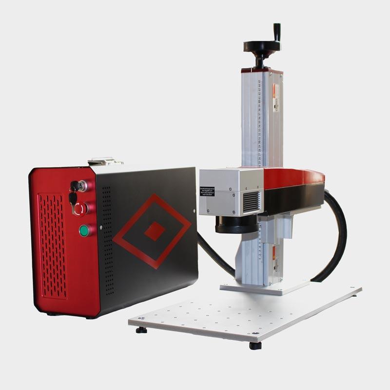 LX-A101 New Portable Fiber Laser Marking Machine 1