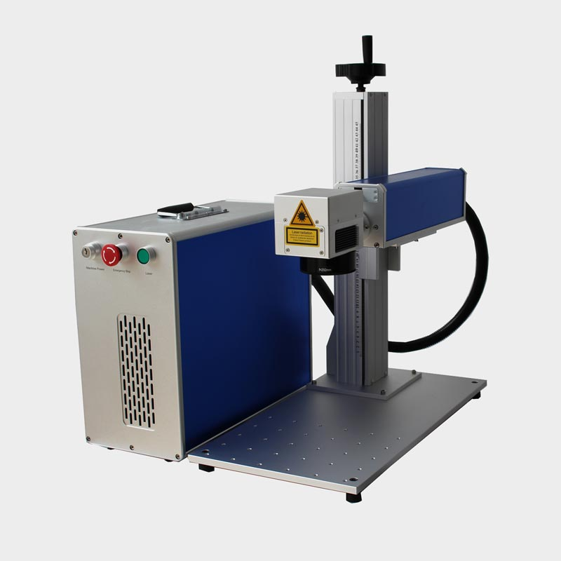 LX-A102 Classic Portable Fiber Laser Marking Machine for Metal