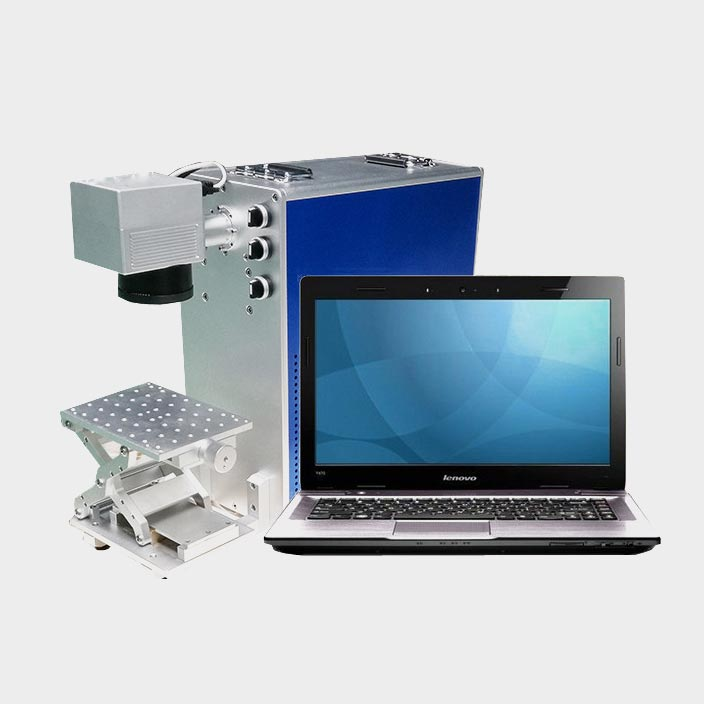 LX-A103 Affordable Portable Fiber Laser Marking Machine for Jewelry