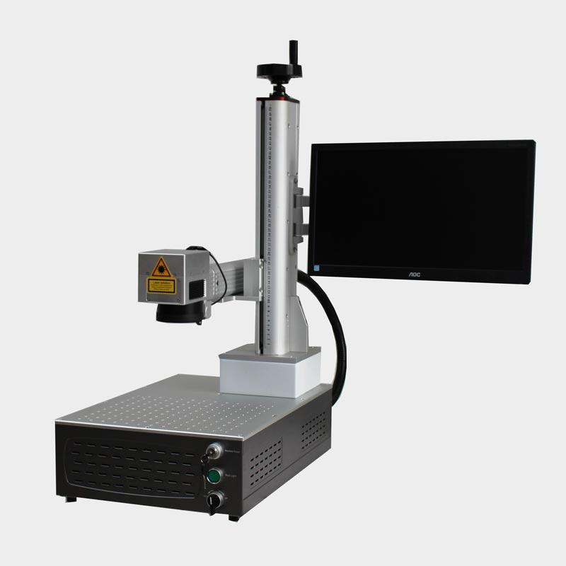 LX-A105 Small Integrated Fiber Laser Marking Machine