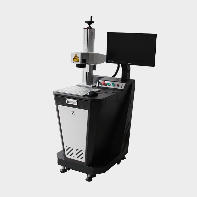 LX-A203 New Design Table Desk Fiber Laser Marking Machine Steady Performance