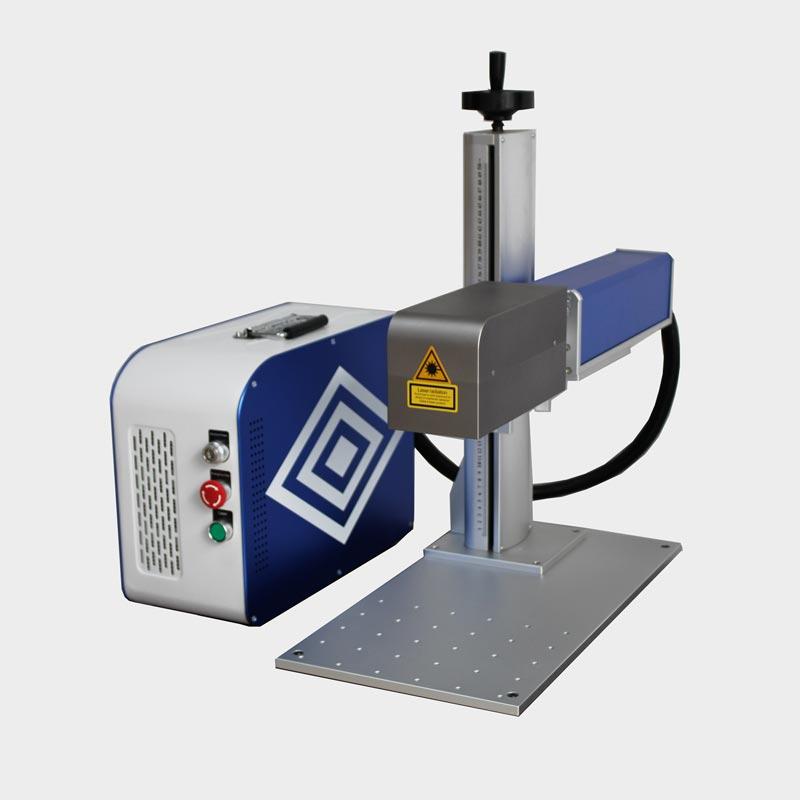 LX-A4 Dynamic Focusing 3D Fiber Laser Marker for Metals Auto Parts