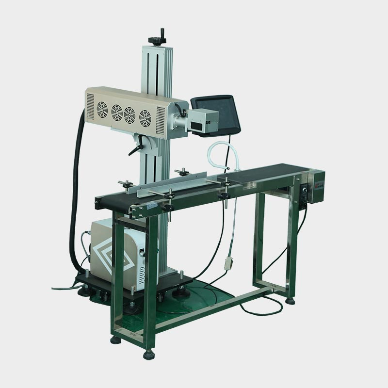 LX-B3 Stable Flying CO2 Laser Marker with Conveyor