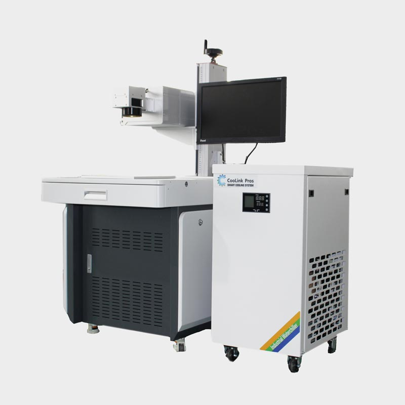 LX-C1 High Quality Table Desk UV Laser Marker for Auto Parts Medical Equipment