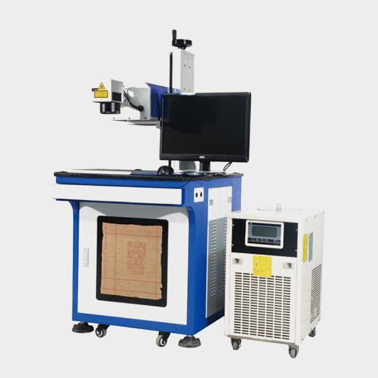LX-C2 New Technology Table Desk UV Laser Marker for Electronic Appliances Shell